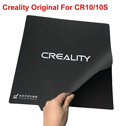Creality Ultra-Flexible Removable Magnetic 3D Printer Build Surface Heated Bed Cover for CR-10/CR-10S 3D Printer 310X310MM