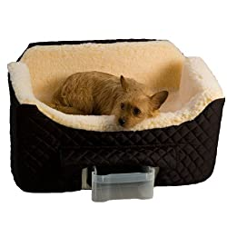Snoozer Luxury large lookout pet car seat