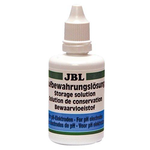 JBL 2590200 Lösung zur Reinigung und Aufbewahrung von pH - Elektroden für Aquarien, 50ml