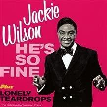 He's So Fine + Lonely Teardrops + bonus tracks by Jackie Wilson (2011-04-12)