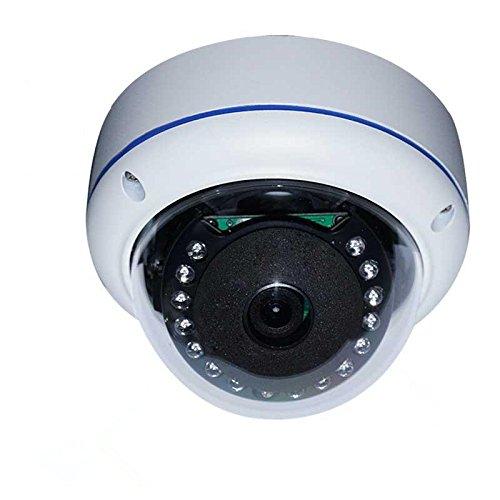 2MP 1080P 180 ° Grado Gran Angular Ojo de pez HD analógico AHD Mini Domo a Prueba de vandalismo CCTV cámara de Seguridad IR visión Nocturna para el hogar
