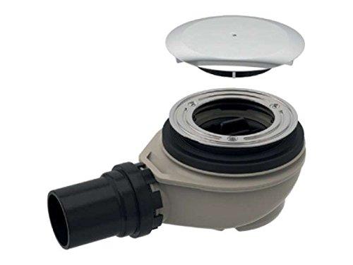 New Geberit Duschablaufgarnitur 90 mm H 50 mm Code 150.552.21.1