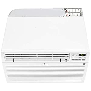LG 14,000 BTU 230V Wall Air Conditioner, White