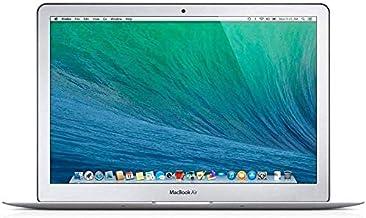 "Apple MacBook Air 11.6"" (i5-4260u 4gb 128gb SSD) QWERTY Española Teclado MD711LL/B Principio 2014 Plata (Reacondicionado)"