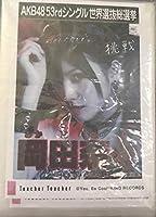 AKB48 Teacher Teacher 劇場版 生写真 200枚