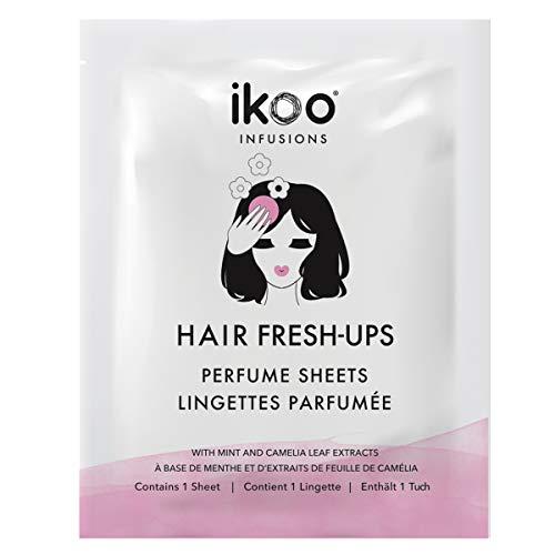 ikoo Hair Fresh-Ups (Perfume Sheets)