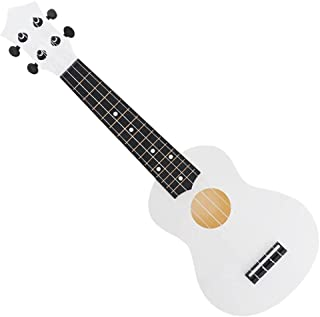 ukulele 21 بوصة ثلاثة أضعاف القيثارة 4 سلسلة غيتار هاواي، مبتدئ بلدي الجيتار الأول ukulele capo Annacboy