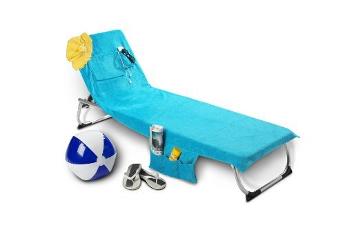 Beachbag Strandtasche oder Strandtuch Original! Türkis