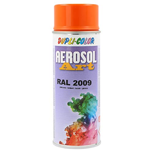 Dupli-Color 741081 Aerosol Art Ral 2009 glänzend 400 ml