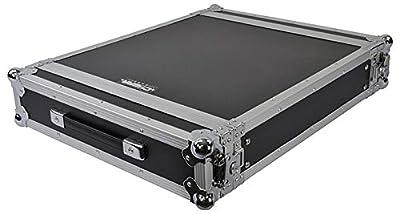 "Cobra 19"" 2U Rack Flight Case 520mm"
