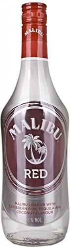 Malibu Caribbean Rum Tequilla and Coconut Flavour Red Liqueur - 700 ml
