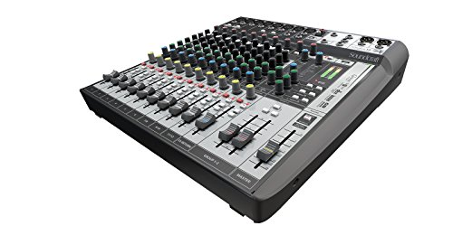 Soundcraft Signature 12MTK Konsole Analog 12Wege schwarz