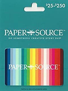 Paper Source Gift Card
