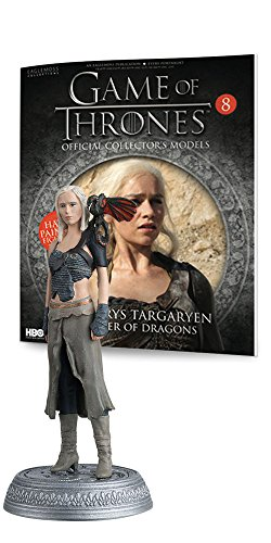 Daenerys Targaryen (Dothraki) - Coleção Game of Thrones