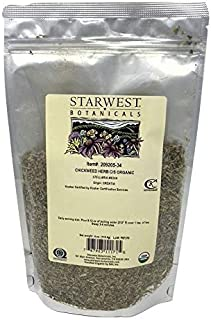 Chickweed Herb Cut & Sifted Organic -4 Oz