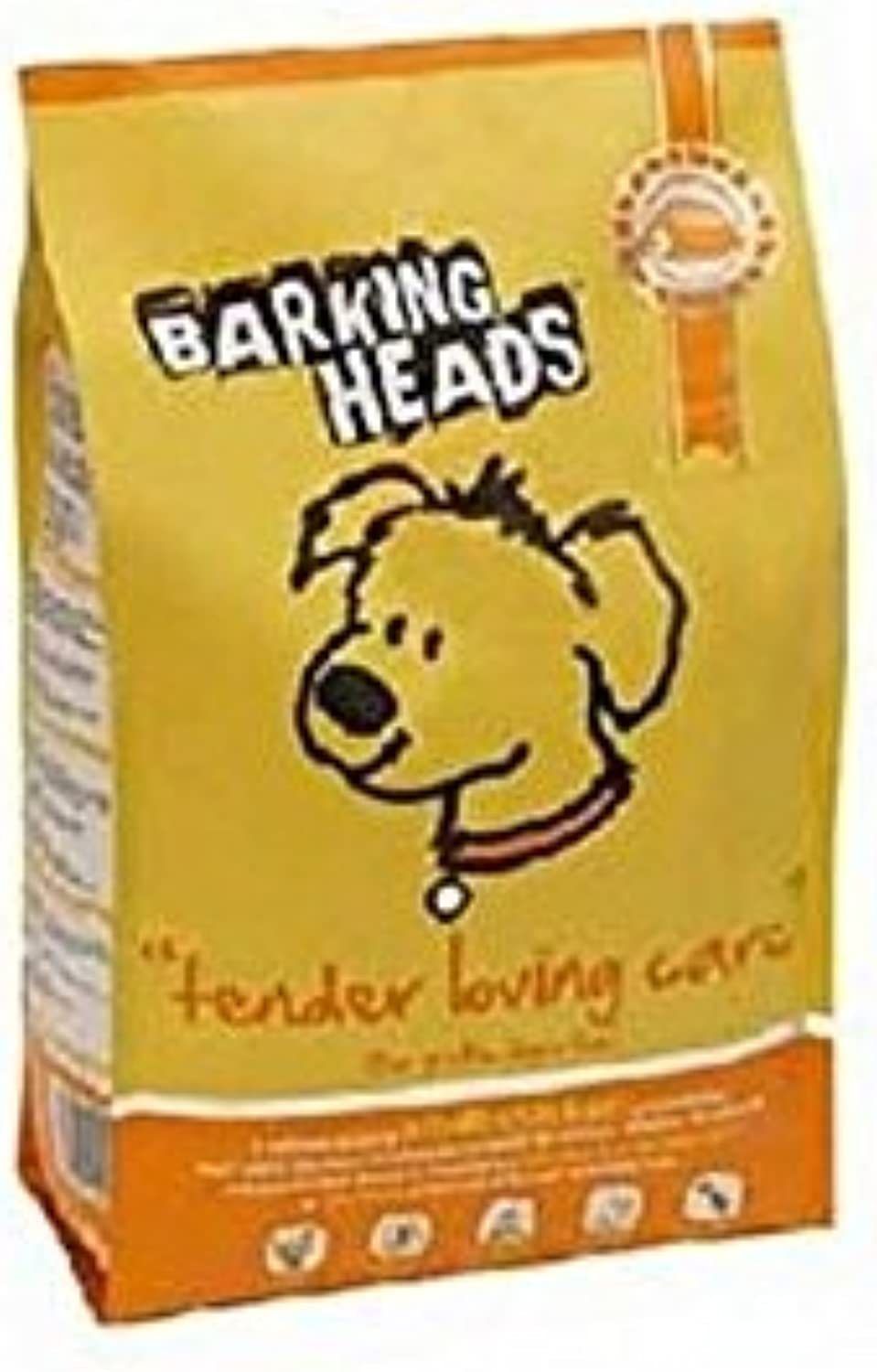 Barking Heads Tender Loving Care Dog Adult Food (12kg) (Pack of 4)
