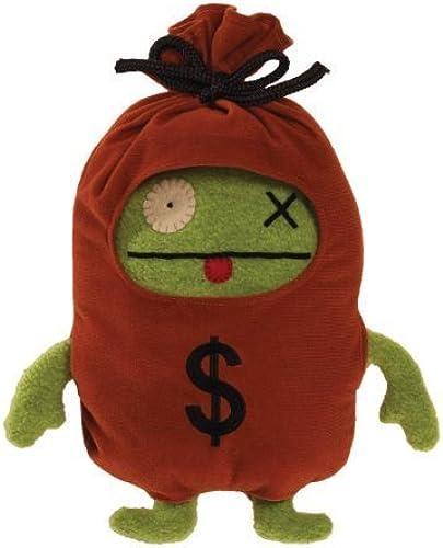 Uglydoll Uglyverse-Money sacs Ox 11  Plush by Uglydoll (English Manual)