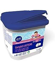Gre 76012 - Cloro multifunción para el tratamiento de las piscina, 4 acciones, especial liners, 5 kg
