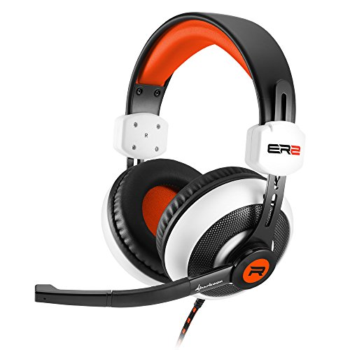 Rush ER2 Stereo Gaming Headset weiß