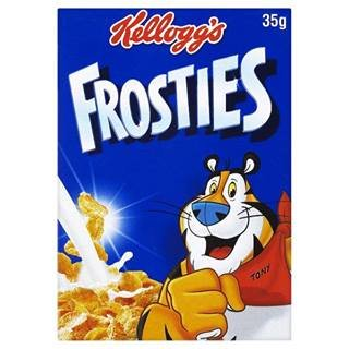 Kellogg's Frosties 35g x Case of 40