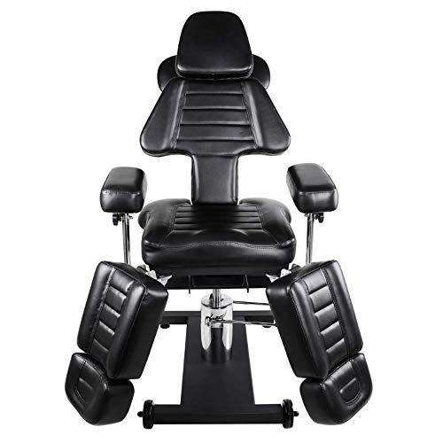 Professionele hydraulische tattoo stoel-massage bed stoel tafel tattoo studio salonmateriaal multifunctionele liftstoel beauty tattoo bed QIANGQIANG
