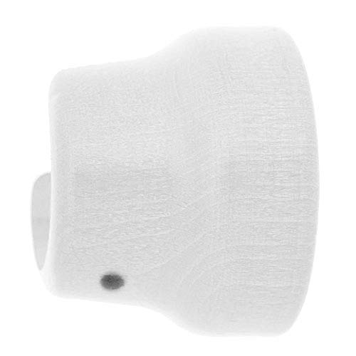 Riel Chyc 5430573 Soporte Madera Liso Lateral 20x 35 mm. Blanco