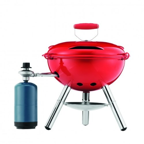 Bodum Fyrkat Barbecue Kettle Gas Rosso