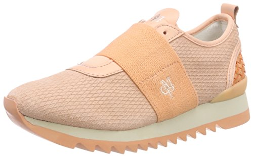 Marc O'Polo Damen 80114413501103 Sneaker, Orange (Apricot), 38 EU