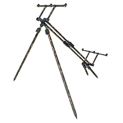 FOX Angeln Rutenauflage - Horizon Duo Rod-Pod Camo 92,5-150cm
