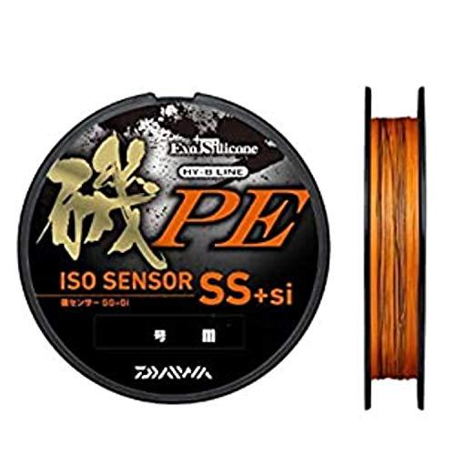 ダイワ(DAIWA) PEライン 磯センサーSS+Si 0.6号 150m オレンジ(カラーマーキング付き)