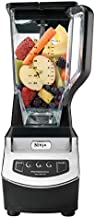 Ninja 1000 Watts Blender NJ600, Silver/Black, 72 Oz (Renewed)