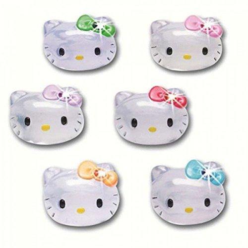 Hello Kitty Sparkle Rings - Juguete Creativo (Tomy T8815EU)