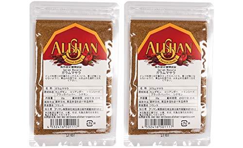 無添加 ガラムマサラ 20g×2個 ★ ネコポス ★ インド料理で使われる ミックススパイス 。カルダモン 、コリアンダー 、クミン 、ブラックペッパー 、シナモン 、クローブ 、ナツメグ を配合しました。香りが無くならないように、煮込み料理では、火を止め
