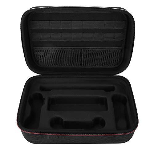 Harde opbergkoffer voor Nintendo Switch, schuine verpakking met grote capaciteit, opbergtas voor schouderriem voor Nintendo Switch Pro-handgreep, speelkoffer voor transportschakelaar voor reizen