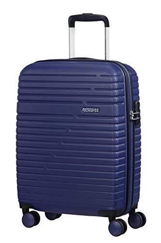 American Tourister Mala de Cabine 55 cm c/ 4 Rodas Azul Escuro