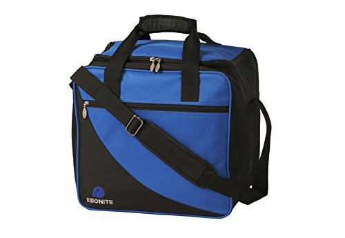 Ebonite Basic Single Bag, unisex, blau