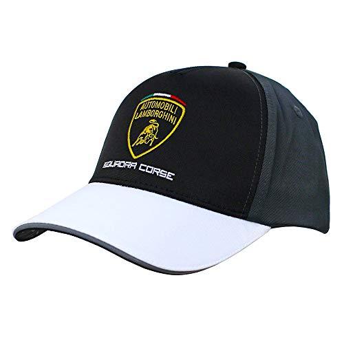 Lamborghini Adults Travel Cap