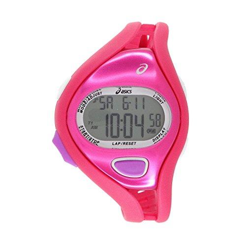Asics Unisex Fun Runners Pink Watch #CQAR0504Y