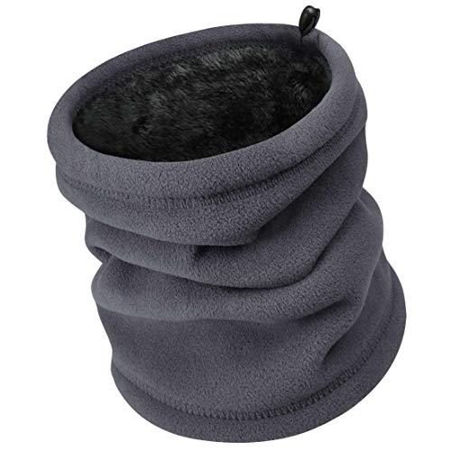 Calentador de Cuello de Forro Polar Tubular Braga Cuello