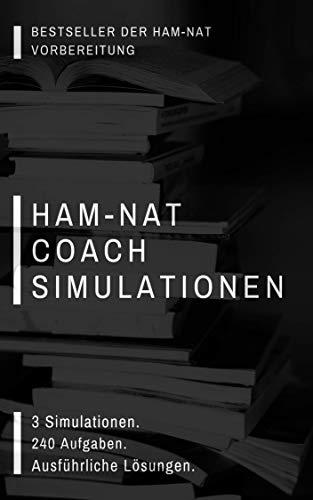 Ham-Nat Coach: 3 Testsimulationen mit ausführlichen Lösungen