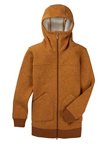 Burton Damen Minxy Fleece Pullover, True Penny Heather, L