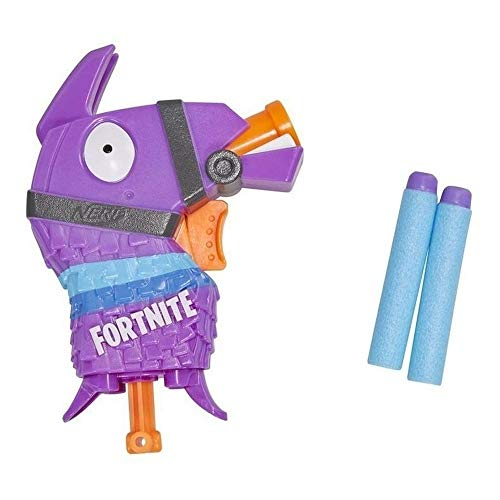 Lança Dardos Hasbro Nerf Fortnite Lhama E6747 Roxo