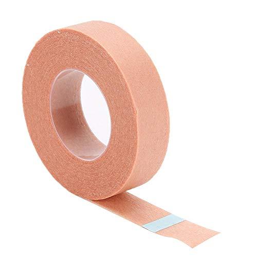 Ruban d'extension de cils, 5 pièces de ruban de greffe de cils respirant non tissé avec trou. 0.5in/1in être choisir(0,5 pouces)