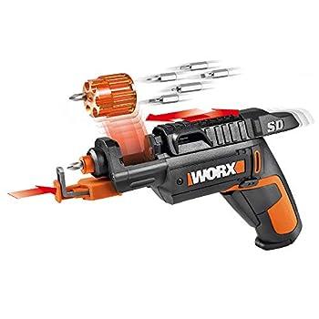 Worx WX255L 4V SD Driver w/Screw Holder