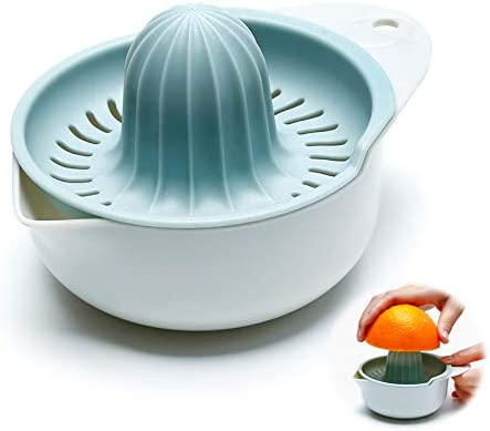 Lemon juicer Lemon Citrus Manual Juicers Orange Hand Squeezer Rotation Press Easy to Clean Dishwasher product image