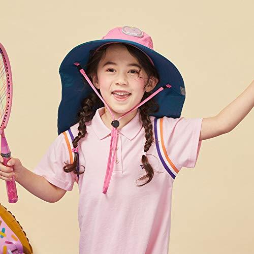 Kinder Sonnenhut Sommer Baby Fischer Hut Mesh Eltern-Kind Sonnenhut Outdoor Sonnenschutz Kinderhut