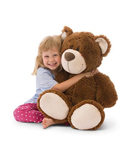 NICI 41950 My Teddy Kuscheltier Bär, 80 cm, braun