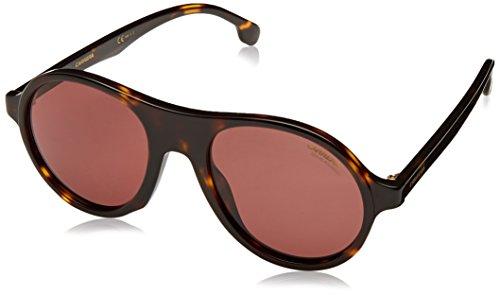 Carrera 142/S W6 086 Gafas de sol, Marrón (Dark Havana/Pink Pink), 50 Unisex Adulto