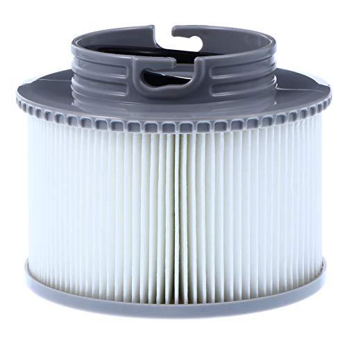 ABOOFAN Cartucho de filtro inflable de los elementos de filtro del reemplazo de la piscina para las piscinas