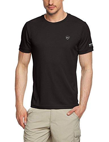 Northland Professional cooldry Gregor t-Shirt pour Homme M Noir - Noir
